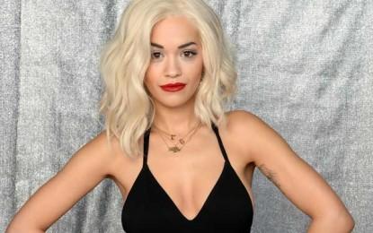 Rita Ora actuará en el Festival de Música de Gibraltar
