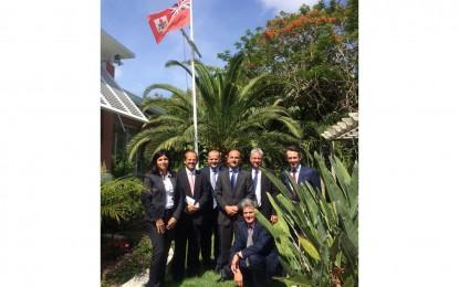 Primer Día de Gibraltar en Bermudas