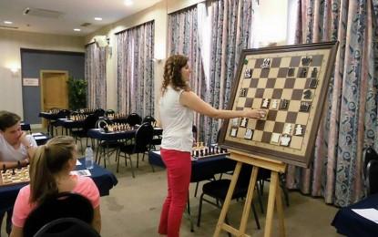 14ª edición del Open de Gibraltar, considerado como el mejor torneo de ajedrez del mundo