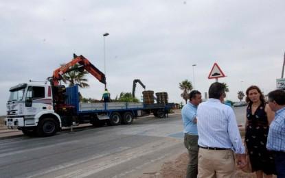 Sustraen 500 metros de cable de la iluminación pública del camino de Sobrevela