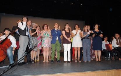 Lleno absoluto en la Ceremonia de Fin de Curso del IES José Cadalso