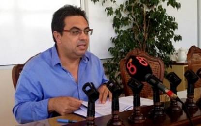 Francisco Espada propone a IU que si tiene un plan propio como alternativa para sanear el Ayuntamiento que lo ponga sobre la mesa