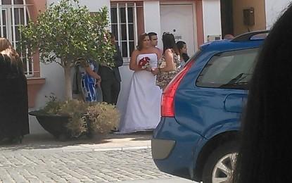 La boda que tardó más de dos horas en celebrarse en Los Barrios