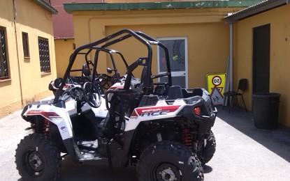 Nuevos vehículos y uniformidad para la Policía Local de La Línea