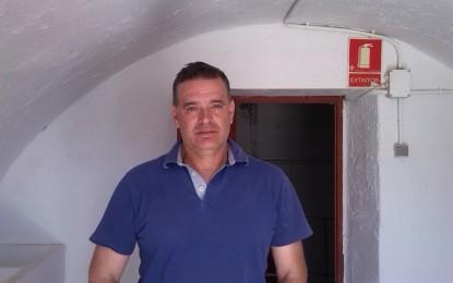 Antonio Caba, empresario de toros, ilusionado con la corrida del día 20 de julio