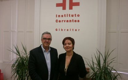 El Instituto Cervantes finaliza en Gibraltar un ciclo de conferencias