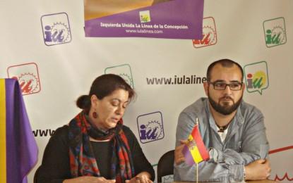 """IU en La Línea rechaza la """"privatización de la estación de autobuses"""""""