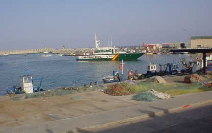 El centro de expedición podría funcionar en breve dentro del Puerto Pesquero de La Atunara