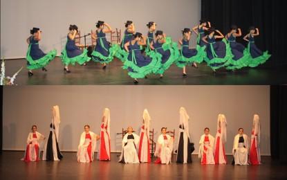 Mañana, sábado, Festival de Flamenco de los Grupos de Baile Caña Azul y Aljibe