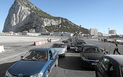 El Gobierno de Gibraltar dice que todo el mundo tiene derecho a una frontera con un flujo libre