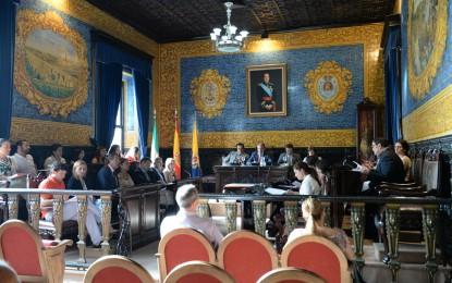 El pleno de Algeciras aprueba acogerse a un aplazamiento en la amortización del plan de pago de proveedores
