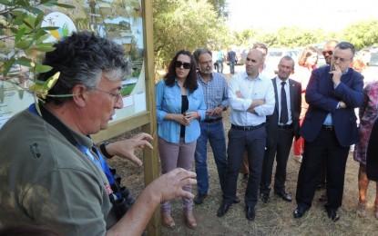 Inaugurada la Estación Ambiental Madrevieja de Cepsa