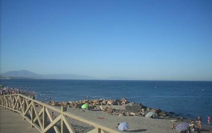 Denuncian la ausencia de socorristas en las playas de Levante y Poniente de La Línea
