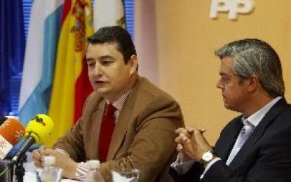 """Araujo recuerda a Sanz que para """"foto la que el se hizo con Juárez diciendo que era un gran gestor"""""""
