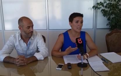 Araujo y Villalta hacen una valoración positiva de la Feria de La Línea