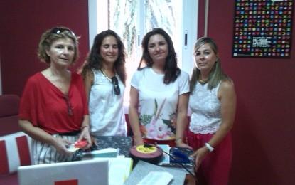 Aurora Camacho asiste al CEA de Los Junquillos para una charla sobre el cuidado de los dientes en menores