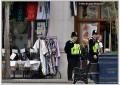 Agentes de la Policía Real de Gibraltar se han incautado a primera hora de esta mañana de 40.000 cigarrillos y un vehículo con matrícula española en la zona de Fish Market Road