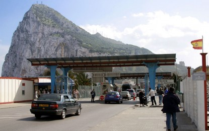 Gibraltar recuerda el 35 aniversario de fin del bloqueo de la frontera con España