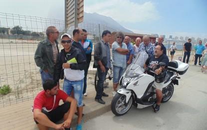 Realización de obras por parte de la Autoridad Portuaria en la zona de Poniente