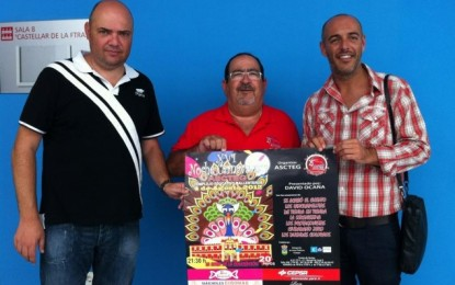 Ascteg busca ayuda en el Ayuntamiento de La Línea para hacer la Noche Carnavalesca