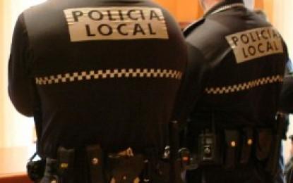 La Policía Local intercepta 3.500 cajetillas de tabaco de contrabando