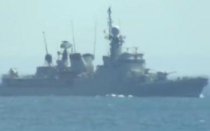 Gibraltar denuncia una nueva incursión de una patrullera española de la Armada en aguas del Estrecho