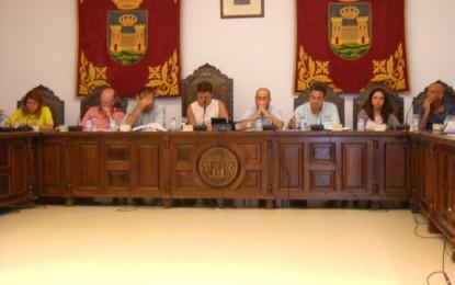 Este jueves 4, pleno ordinario de septiembre de la corporación municipal de La Línea