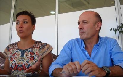 """El PSOE pide a la Diputación que """"dé amparo"""" al deporte base gaditano"""
