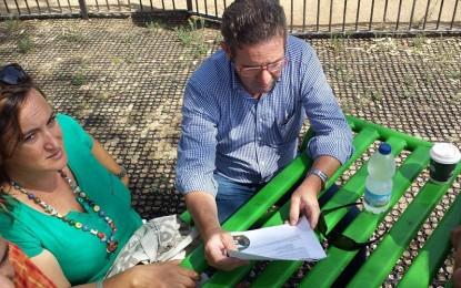 Javier García y José Manzanares estuvieron con Los Locos del Parque