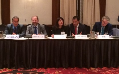 El Ministro Cortes asiste a la cumbre de alto nivel de Nueva York