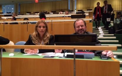 El Ministro Cortes regresa de la Cumbre sobre el Clima de las Naciones Unidas