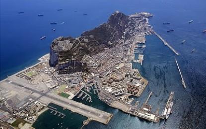 Colección de sellos conmemorativos de Gibraltar de 2014