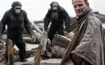 El Amanecer del planeta de los simios, para hoy domingo y mañana lunes en el cine de verano de La Línea