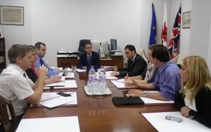 El Gobierno de Gibraltar se plantea abrir las Defensas del Norte