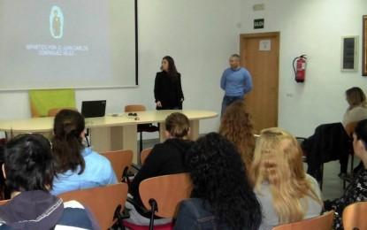 Gemma Araujo abre las actividades por el 25 de noviembre, día internacional de la eliminación de la violencia contra las mujeres