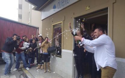 La Lotería de Navidad se acuerda de La Línea con el segundo premio y dos décimos del premio gordo