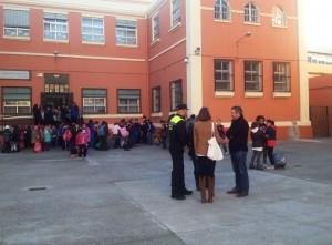 Visita colegio Buenos Aires