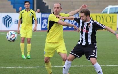 Un gol de Juampe hace que la Balona derrote (1-0) al Marbella