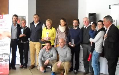 Alcaidesa ayuda con más de 4.000 euros a Hogar Betania a través de un torneo de golf