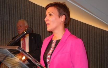 """Gemma Araujo: """"En Gibraltar tenemos nuestros vecinos de siempre"""""""