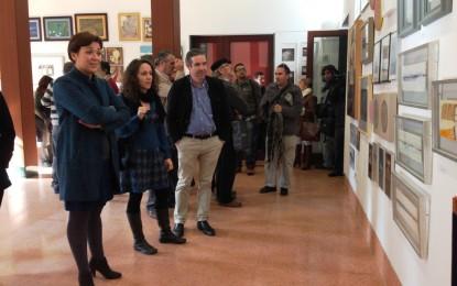 La exposición Regalarte prolonga su apertura hasta el día 17