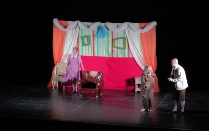 Teatro educativo en francés para eso y bachillerato
