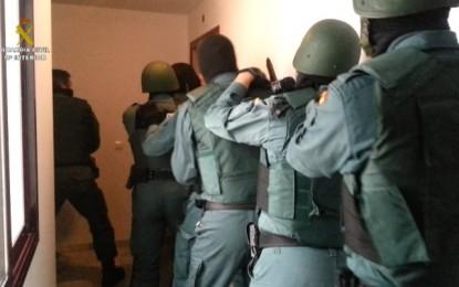 Desarticulan una red de narcos e intervienen 1.500 kilos de hachís que acababa en La Línea
