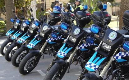 La Policía Local se incauta de mil cajetillas de tabaco de contrabando