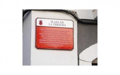 Gibraltar salva del olvido a los antiguos nombres de calles del casco antiguo