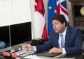 Fabián Picardo transmite en su mensaje de año nuevo la necesidad de asegurar la prosperidad de Gibraltar para la siguiente generación