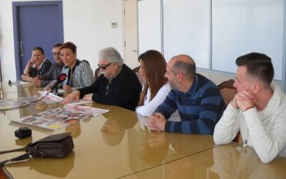 Gala de la copla a beneficio de la Asociación de voluntarios de oncología infantil