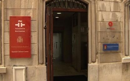 """El PSOE pide mantener abierto el cervantes por su """"importante labor"""" difundiendo la cultura española"""