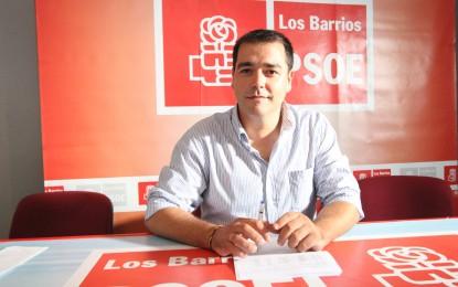El grupo socialista recuerda a Delgado que la responsabilidad sobre el mantenimiento de los colegios es del Ayuntamiento