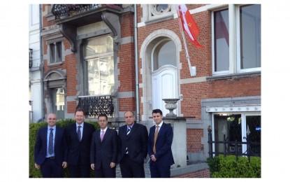 El viceministro principal se reunirá con varios eurodiputados en su segunda visita del año a Bruselas